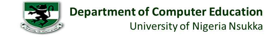 Department of Computer Education